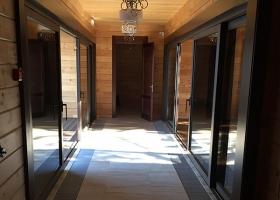 Алюминиевые раздвижные системы в частном доме